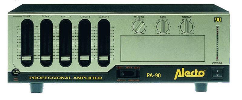 Alecto PA versterker PA-90