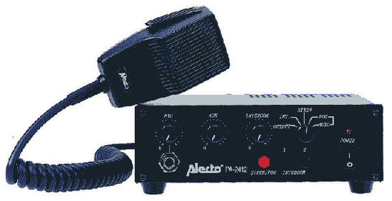 Alecto PA-2412 PA-versterker