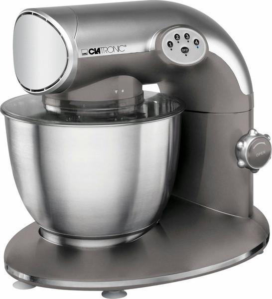 Clatronic KM 3632 1200Вт 5л Нержавеющая сталь кухонная комбайн