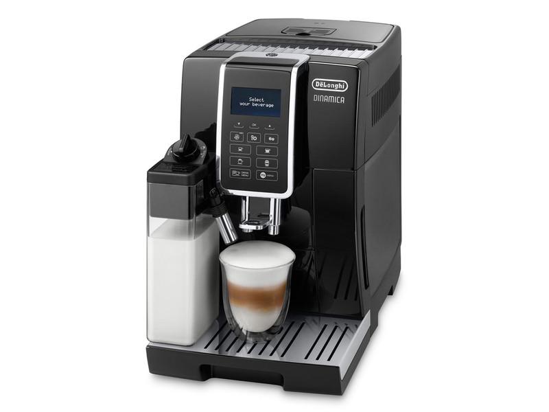 DeLonghi DINAMICA ECAM 350.55.B Отдельностоящий Автоматическая Espresso machine Черный