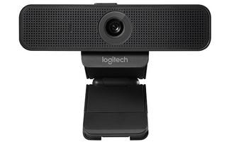 Logitech C925e 1920 x 1080пикселей USB 2.0 Черный