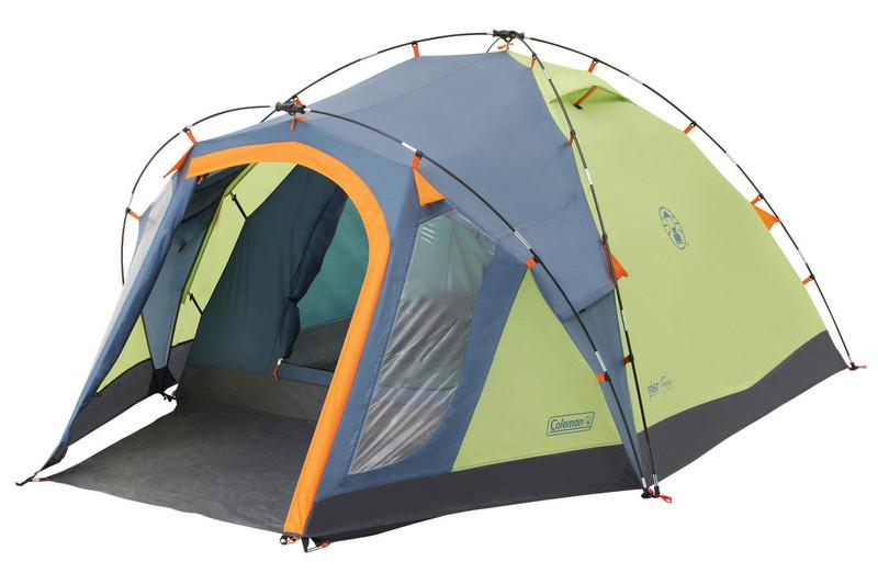 Coleman Drake 3 Dome/Igloo tent Синий, Оливковый