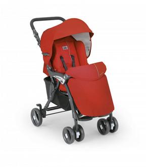Cam Portofino Lightweight stroller 1место(а) Черный, Красный