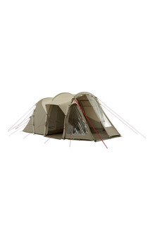 Nomad Dogon 3 (+1) Tunnel tent 3person(s) Бежевый