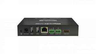 WyreStorm NHD-IP-RX 2.1 Стерео Черный AV ресивер