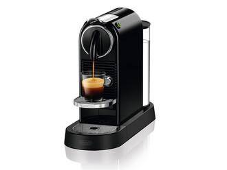 DeLonghi Citiz EN 167.B Отдельностоящий Автоматическая Капсульная кофеварка 1л Черный