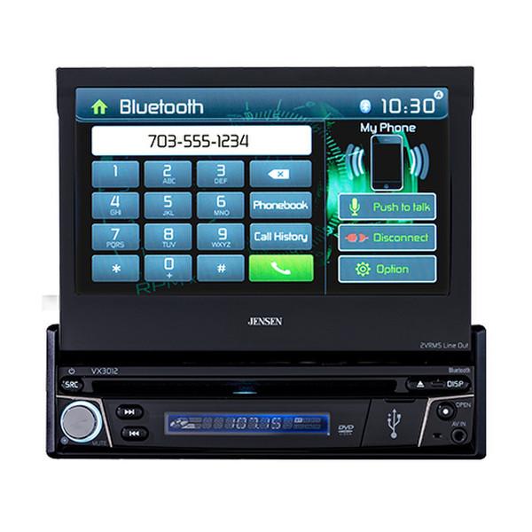 Jensen VX3012 Черный AV ресивер