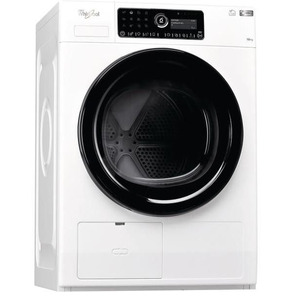 Whirlpool HSCX 10441 Отдельностоящий Фронтальная загрузка 10кг A++ Белый сушилка для белья