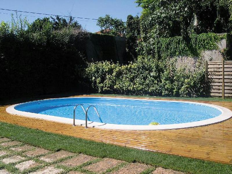 Summer Fun 503010310 24000л бассейн встроенный в землю