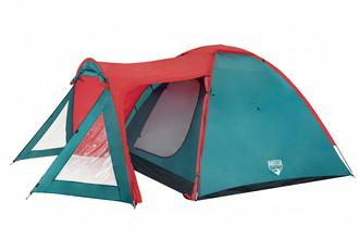 Bestway 68011 Dome/Igloo tent Черный, Синий, Красный tent