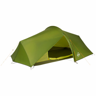 McKinley Aero 2 Tunnel tent Зеленый