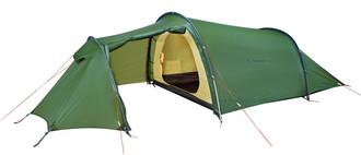 VAUDE Ferret XT 3P 3person(s) Зеленый, Желтый Тент-туннель