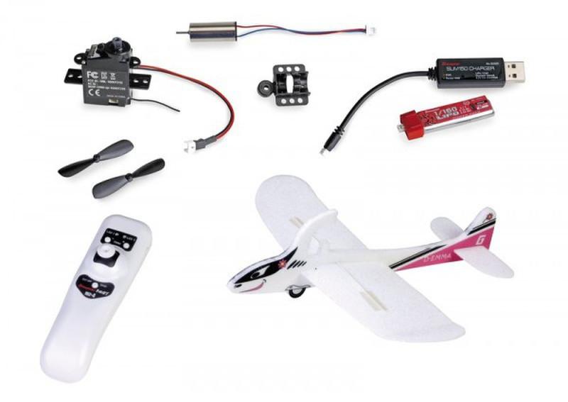 Graupner 13302.SET Игрушечный самолет игрушка со дистанционным управлением