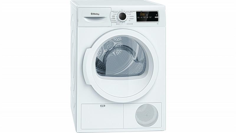 Balay 3SC187B Freestanding Front-load 8kg B White tumble dryer