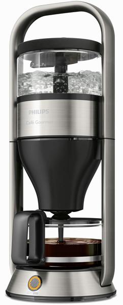 Philips Café Gourmet HD5413/00 Отдельностоящий Автоматическая Капельная кофеварка 1л 12чашек Черный кофеварка