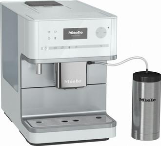 Miele CM 6350 Отдельностоящий Автоматическая Combi coffee maker Белый