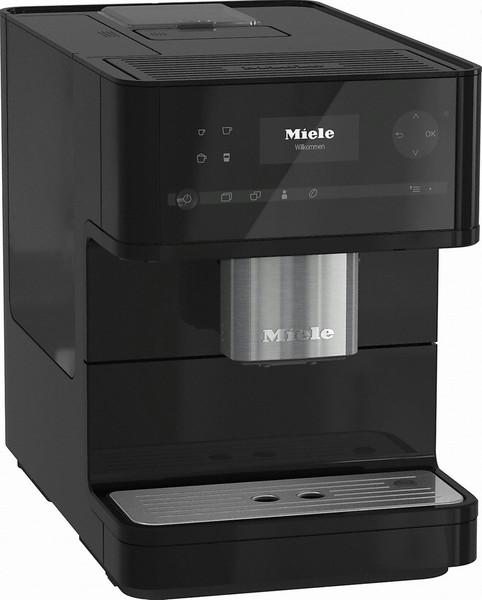 Miele CM 6150 Отдельностоящий Автоматическая Espresso machine 1.8л Черный