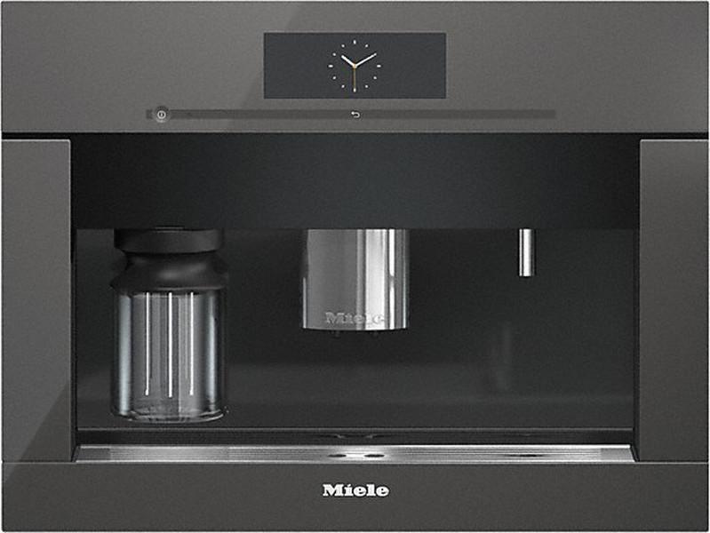 Miele CVA 6805 Встроенный Автоматическая Espresso machine 2.3л 15чашек Графит