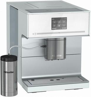 Miele CM 7300 Отдельностоящий Автоматическая Espresso machine 2.2л Белый