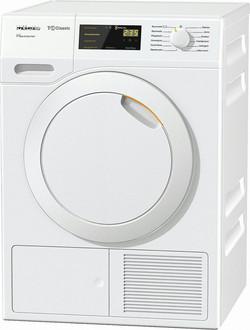 Miele TDD130WP Eco Отдельностоящий Фронтальная загрузка 8кг A++ Белый