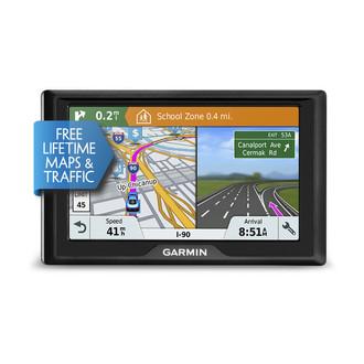 """Garmin Drive 51 LMT-S Фиксированный 5"""" TFT Сенсорный экран 170.8г Черный"""