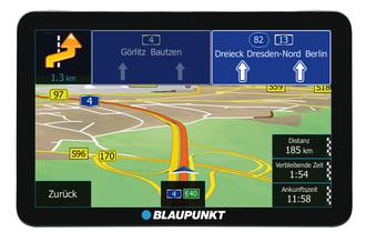 Blaupunkt TravelPilot 73 EU LMU Фиксированный 7