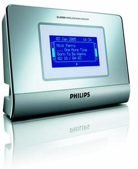 Philips SLA5500 AV ресивер