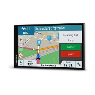 """Garmin DriveSmart 61 LMT-D Фиксированный 6.95"""" TFT Сенсорный экран 243г Черный"""