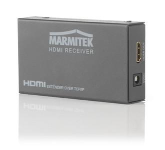 Marmitek 08318 Черный AV ресивер