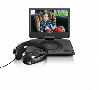 Lenco DVP-1035 Portable DVD player Настольный 10