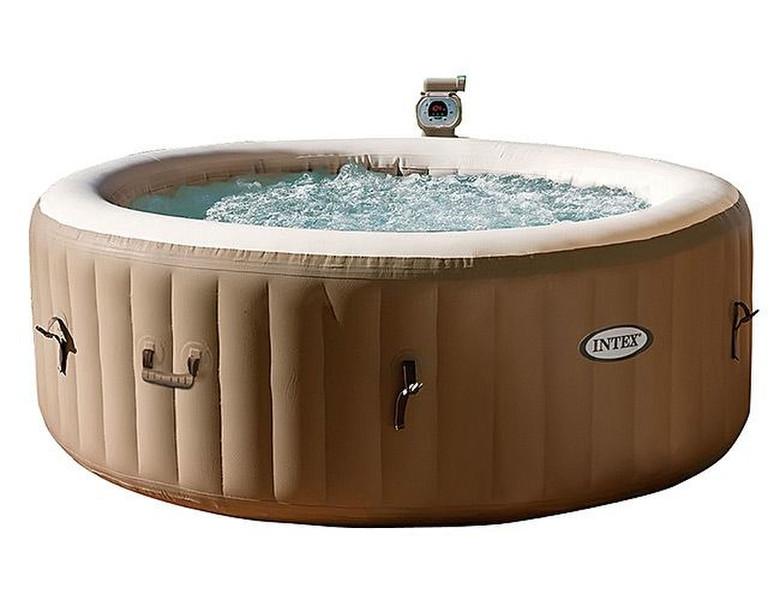 Intex 2840 1098л 6person(s) Круглый Коричневый, Белый outdoor hot tub & spa