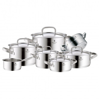 WMF 07.2007.6030 7шт набор кастрюль/сковородок
