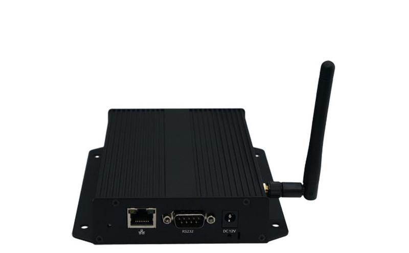 Iadea XMP-6400 Wi-Fi Черный медиаплеер