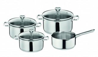 Tefal A705A835 4шт набор кастрюль/сковородок