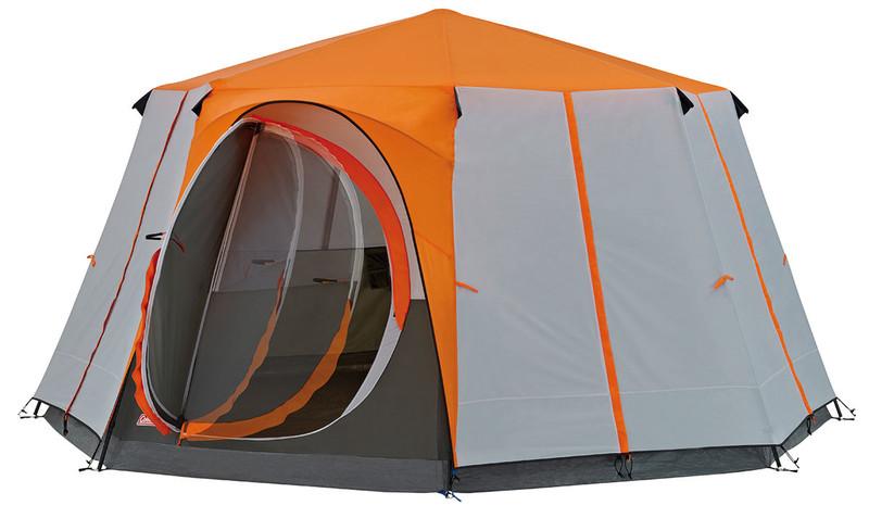 Coleman Cortes Octagon 8 Серый, Оранжевый