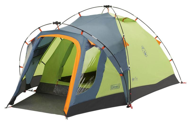 Coleman FastPitch Hub Dome/Igloo tent Черный, Синий, Зеленый