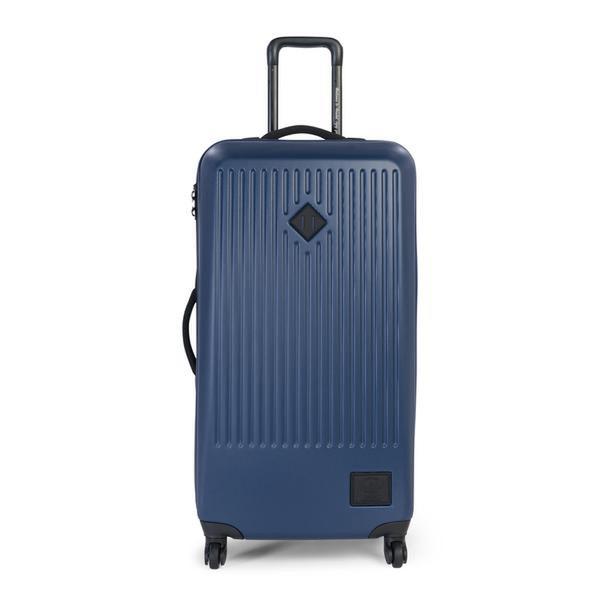 Herschel 10334-01336 На колесиках 90л Поликарбонат Черный, Флот luggage bag