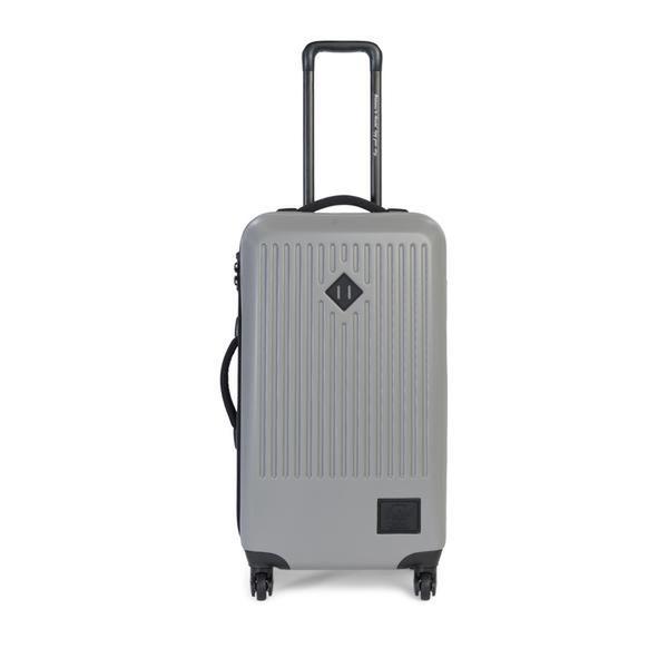 Herschel 10333-01167 На колесиках 70л Поликарбонат Черный, Серый luggage bag