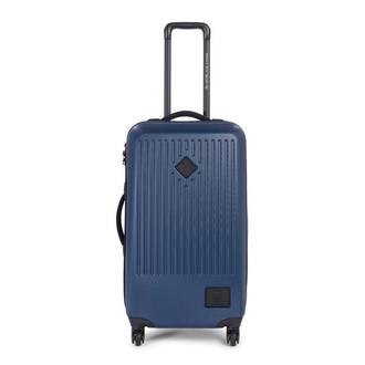 Herschel 10333-01336 На колесиках 70л Поликарбонат Черный, Флот luggage bag