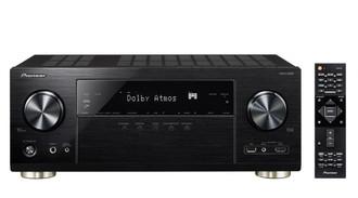 Pioneer VSX-LX302 170Вт 7.1канала 3D Черный AV ресивер