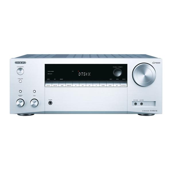 ONKYO TX-NR575 65Вт 7.2канала Объемный звук 3D Cеребряный AV ресивер