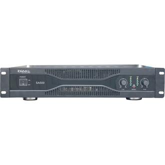 Ibiza Sound SA500 Проводная Черный усилитель звуковой частоты