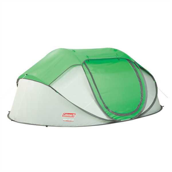Coleman 4-Person Pop-Up Tent Pop-up tent 4person(s) Зеленый