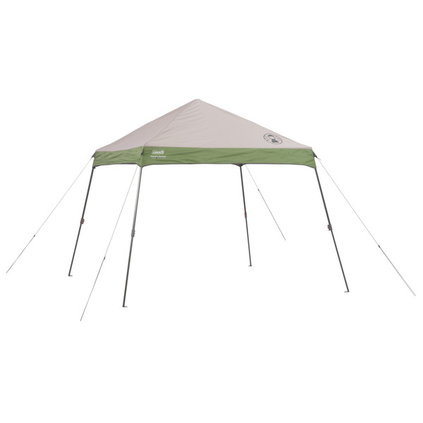 Coleman Instant Wide Base Shelter Roof tent Зеленый, Белый