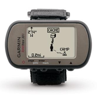 Garmin Foretrex 301 Портативный ЖК 87.3г Cеребряный навигатор