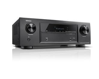 Denon Hifi-Geräte 5.2канала Объемный звук 3D Черный AV ресивер