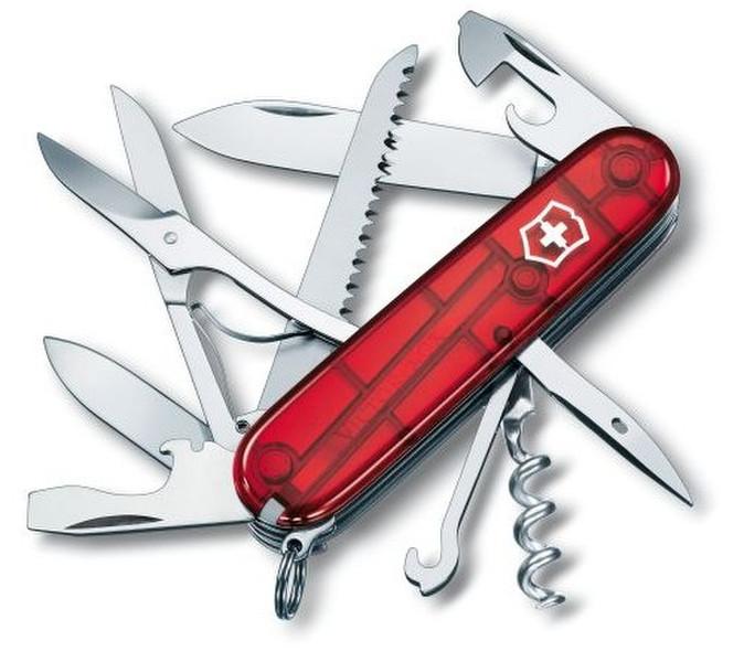 Victorinox Huntsman Дроп-пойнт Military knife нож