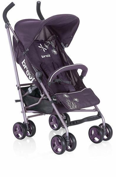 Brevi Marathon Lightweight stroller 1место(а) Черный, Фиолетовый