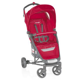 Brevi Ginger 3 Traditional stroller 1место(а) Серый, Красный