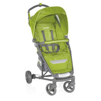Brevi Ginger 3 Traditional stroller 1место(а) Зеленый, Серый
